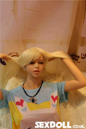 Silicone-Sex-Doll-165cm-Amy- 02